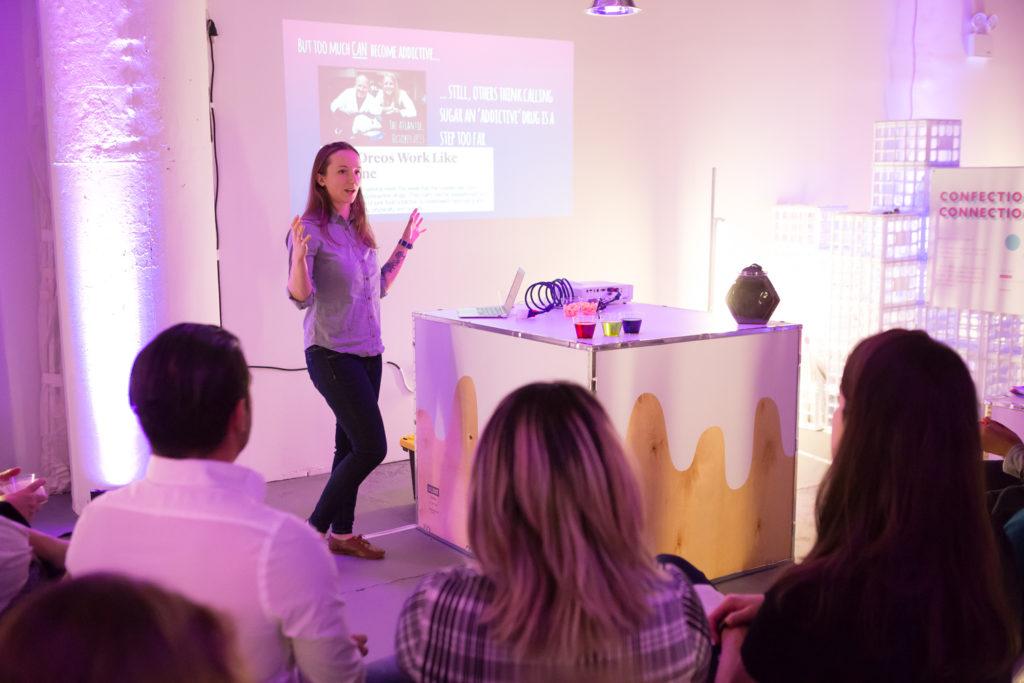 Neuroscientist Ashley Juavinett discusses the multisensory neural connections that help define 'taste'.